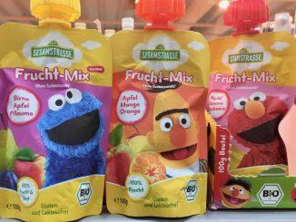 Sesamstrasse Frucht-Mix lizenz