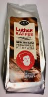 WeltPartner Luther Kaffee Fair TRade 250 Gramm