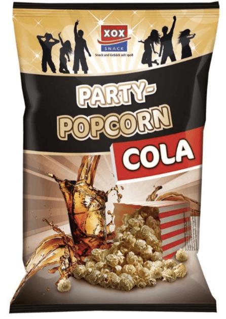 Gourmet-Popcorn: von Cola bis Tabasco
