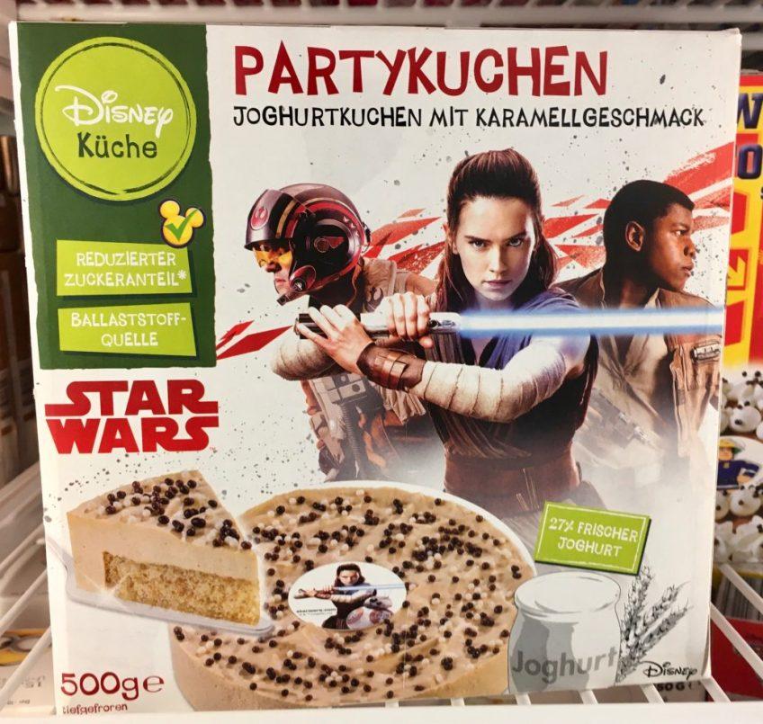 Hack Disney Küche Partykuchen Star Wars Joghurt-Karamell | Naschkater