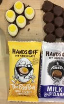 Hands-off Easter Chocolate