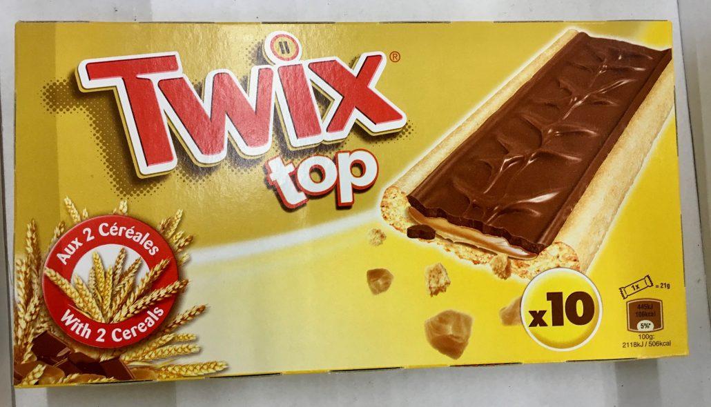 Mars Twix top