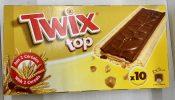 Mars Twix top Varianten
