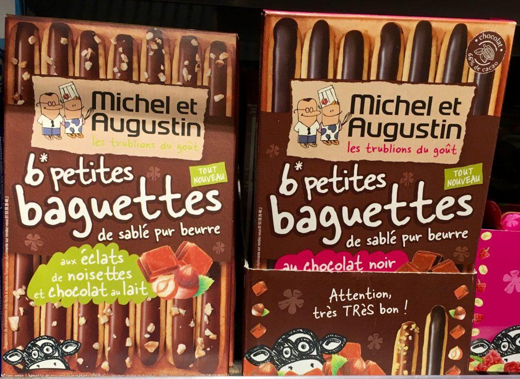 Michel & Augustin petite baguettes