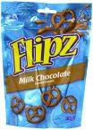 FlipZ Milk Chocolate Brezel