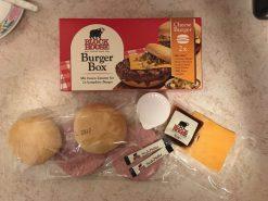 Block House Cheeseburger TK Set unfertig