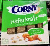 Schwartau Corny Haferkraft Mandel-Karamell
