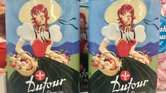 Dufour Primizie Gelatine alla Frutta Assortite Schmuckdose