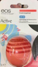 EOS Active Lippenpflege Fresh Grapefruit