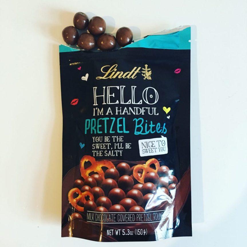 Süß, salzig, Schokobrezeln: Eine Geschmackssensation, wenn sie gut gemacht sind