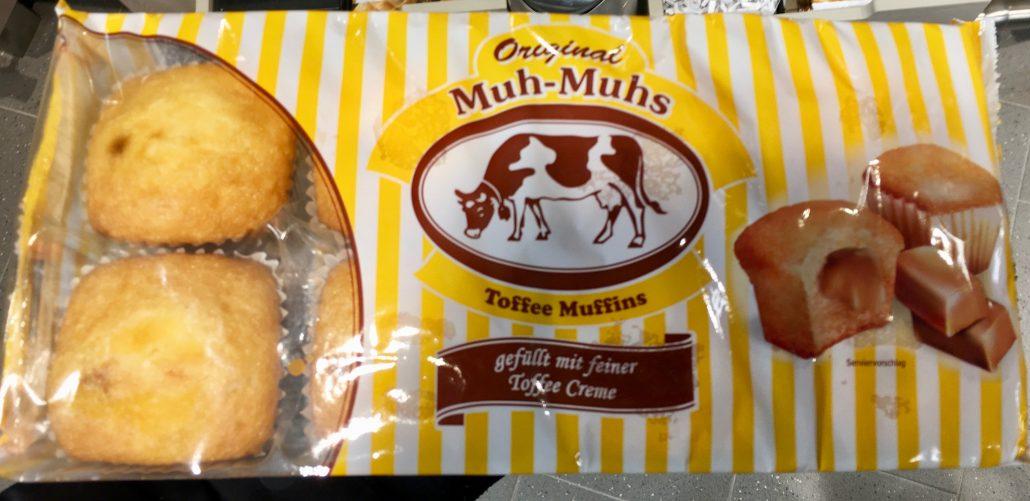 Original Muh-Muhs Toffee Muffins Weichgebäck