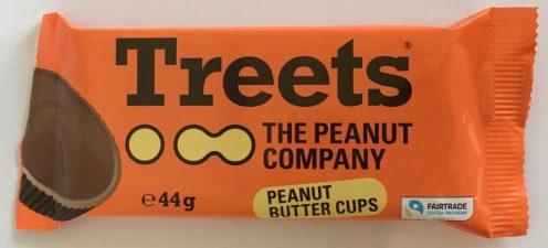 Piasten Treets Peanut Butter Cups Fairtrade
