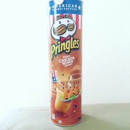Pringles Lidl American Theme Edition Fried Chicken Wings
