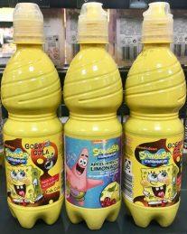 Spongebob Schwammkopf Apfel-Kirsch-Limonade