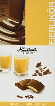 Schwermer Chocomio Confiserie-Schokolade Eierlikör