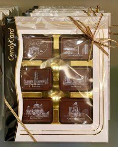 CandyCard Schokolade Berlin Souvenir