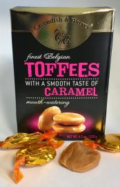Cavendish and Harvey Toffees Caramel