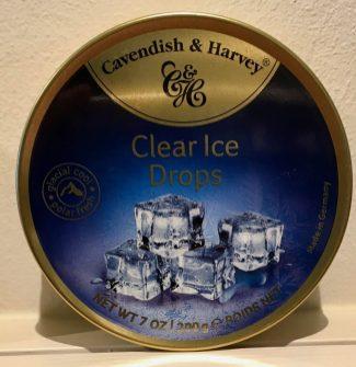 Cavendish+Harvey Clear Ice Drops
