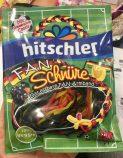 hitschler Fan-Schnüre schwarz-rot-gold Fußball-WM 2018