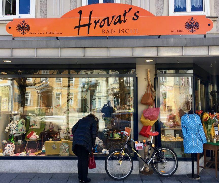Schokoladenraritäten und holzgerösteter Kaffee: Hrovat's Bad Ischl
