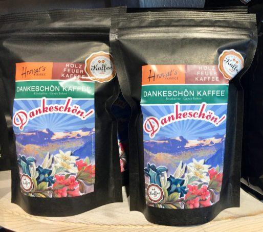 Hrovat's Dankeschön Kaffee