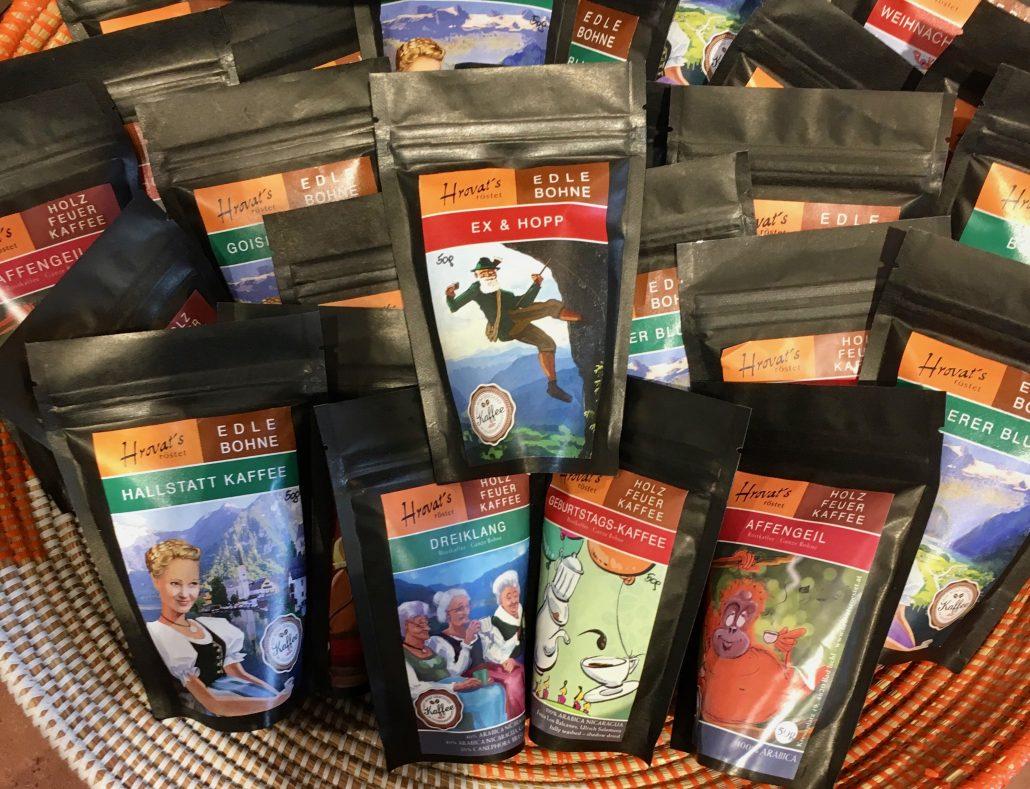 Hrovat's Kaffeespezialitäten