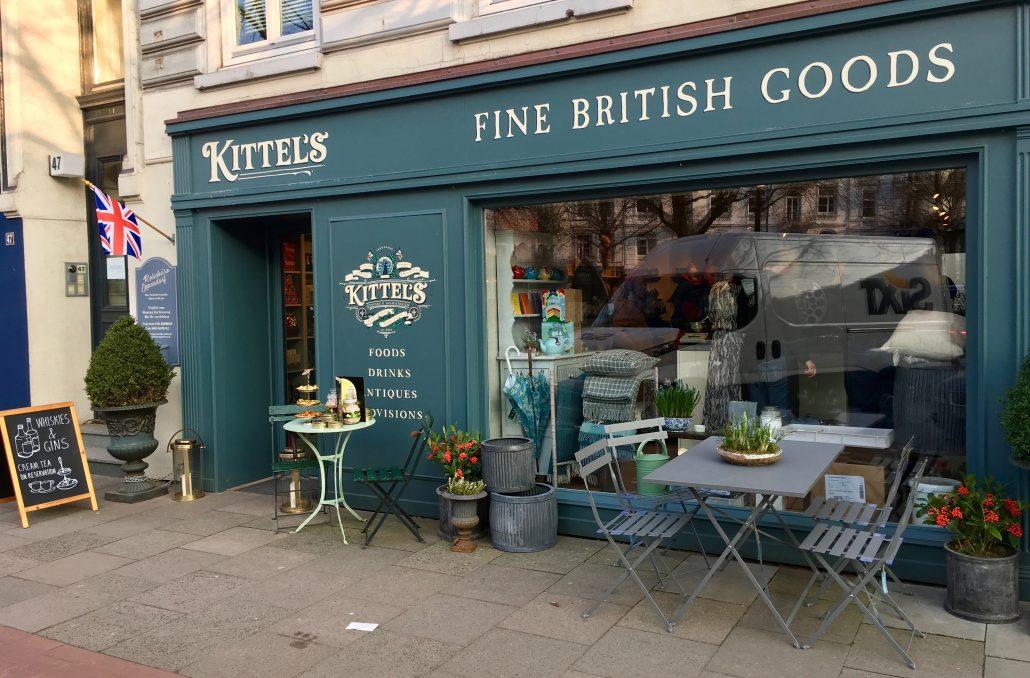 Kittels Fine British Goods Hamburg
