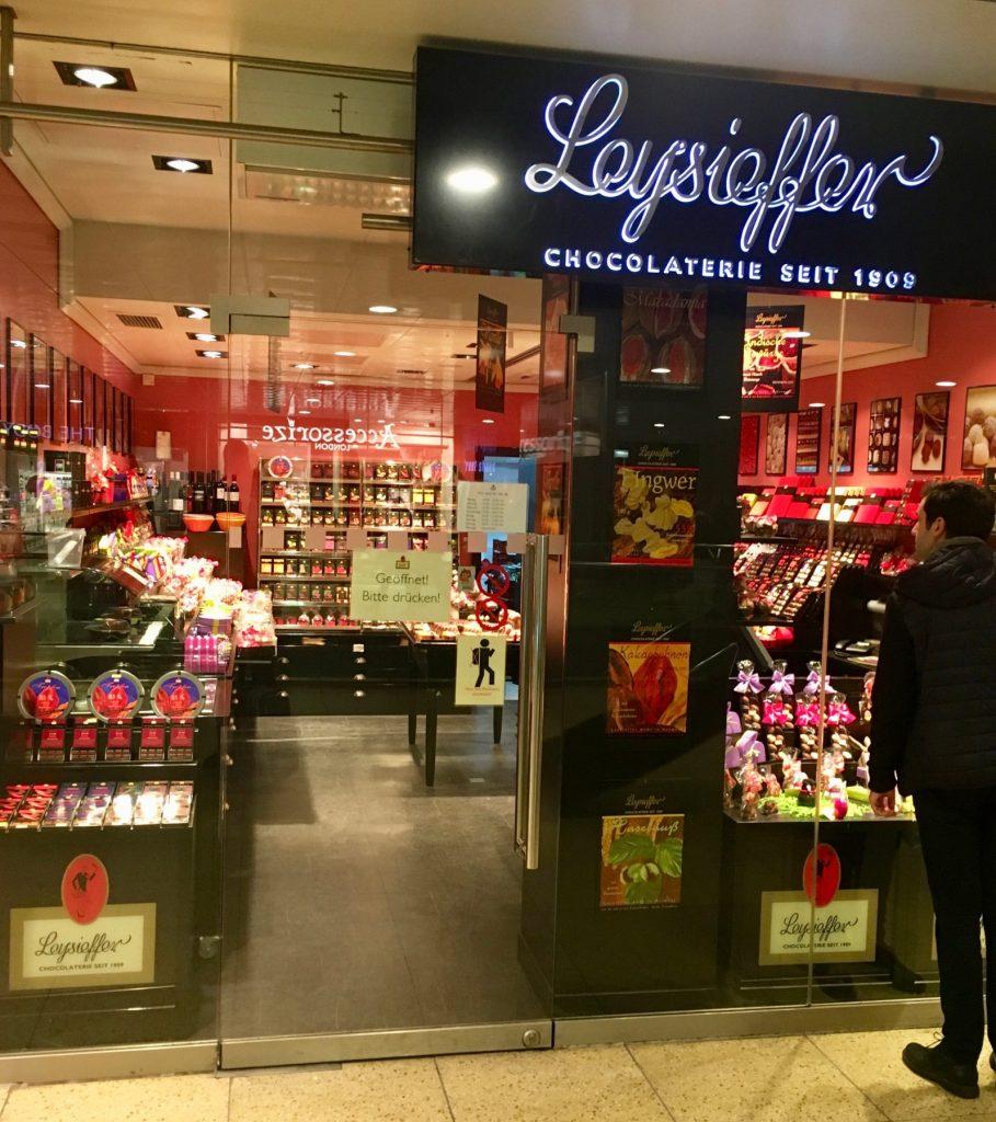 Leysieffer Shop Hannover Süßwarenkette