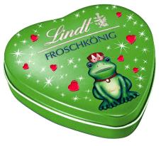 Lindt Froschkönig Schmuckdose Pralinen