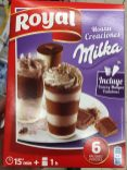 Royal Mousse Creaciones Milka