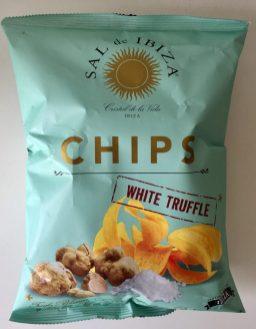 Sal de Ibiza Chips White Truffle