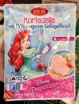 Sölde Mortadella Disney Prinzessin