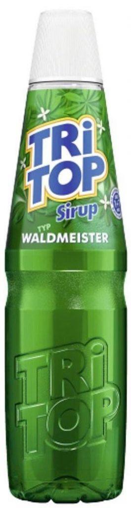 Tri Trop Das Original Sirup Waldmeister