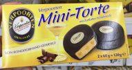 Verpoorten Mini-Torten mit zartbitter-Schokolade Eierlikör