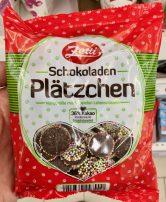 Zetti Schokoladen-Plätzchen Nonpareille