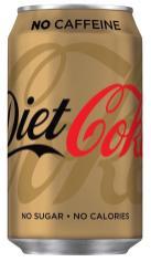 Diet Coke Ohne Koffein 330ml
