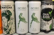Carpe Diem Matcha Acao Chai Birds Green Tea Ginger Mint Lime Dosen