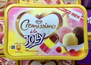 Cremissimo a la Jolly Eiskrem