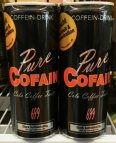 Energydrink Pure Cofain Cola Coffee Taste 699 Dose