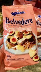 Manner Belvedere Keksmischung