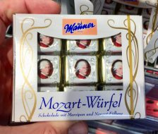 Manner Mozart-Würfel