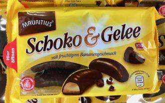 Mauritius Schoko + Gelee Aldi