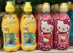Minions Hello Kitty Drinks