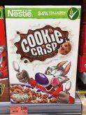 Nestle Cookie Crisp Cerealien