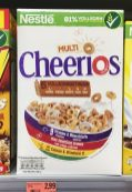 Nestle Multi Cheerios Vollkorn Cerealien
