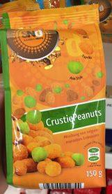 SNd Samba Nuts Crustie Peanuts teigummanelte Erdnüsse