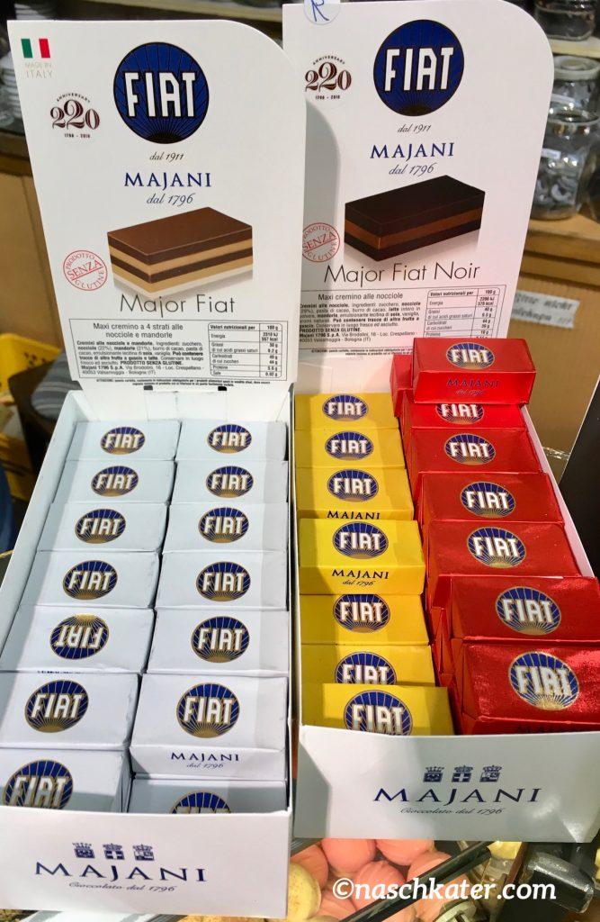 Fiat Schokolade Minis Display