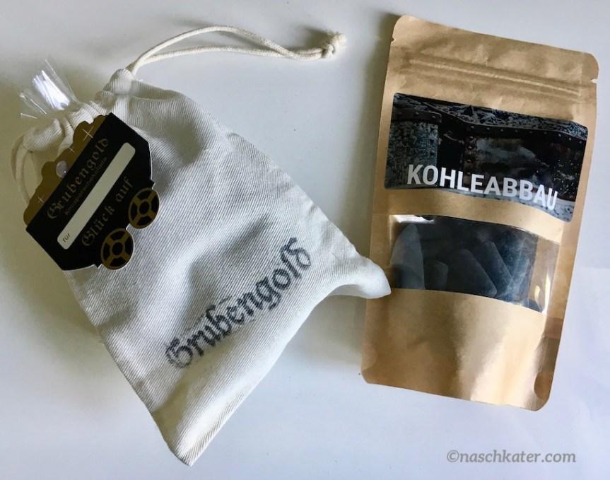 Frisch aus der Grube: Originelle Süßigkeiten mit Bergbau-Bezug