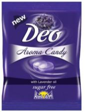 Deo Aroma Candy Lavender oil Sugarfree