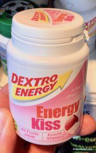 dextro energy energy kiss cherry bonbons